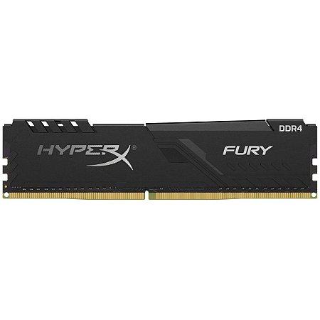 Memória Kingston HyperX 8GB DDR4 3000Mhz HX430C15FB3/8 Black