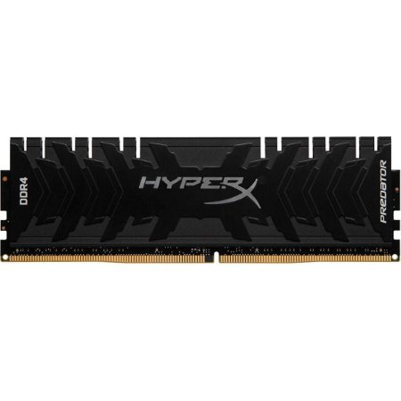 Memória Kingston HyperX 8GB DDR4 3200Mhz HX432C16PB3/8 Black Predator