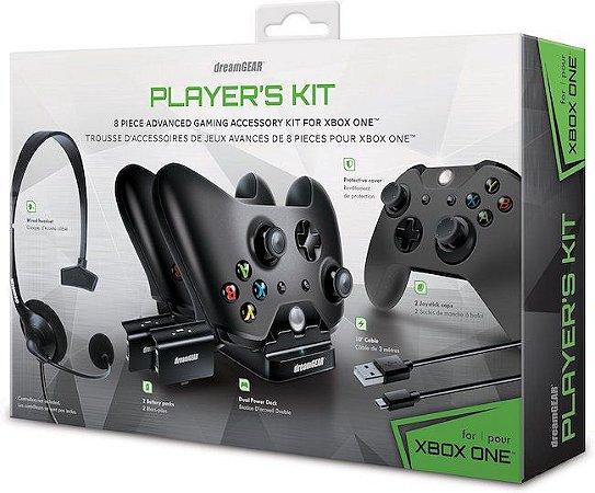 Kit Gamer Para Xbox One Original DreamGear DGXB1-6630