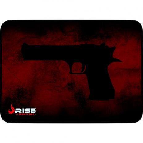 Mousepad Rise Gaming DESERT Vermelho - RG-MP-04-DE