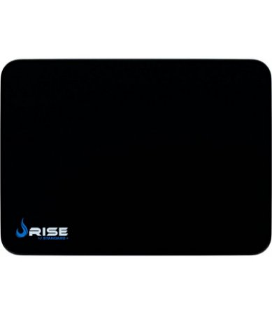 Mousepad Rise Gaming STANDARD Preto - RG-MP-04-STD