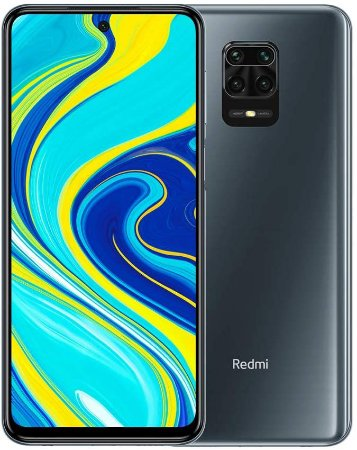 Smartphone Xiaomi Redmi Note 9S 64gb 4gb Ram Interstellar Grey