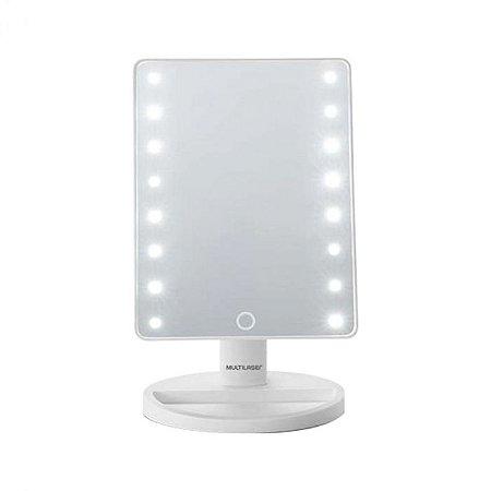 Espelho de Mesa Touch com Led Multilaser - HC174