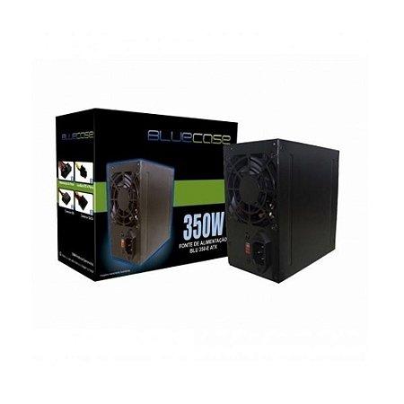 Fonte ATX 350W BlueCase BLU350EATX Box