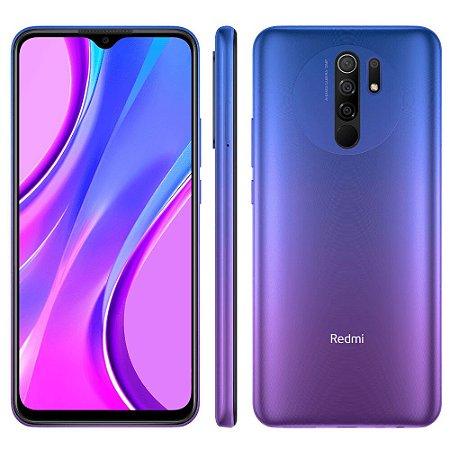 Smartphone Xiaomi Redmi 9 64gb 4gb Purple