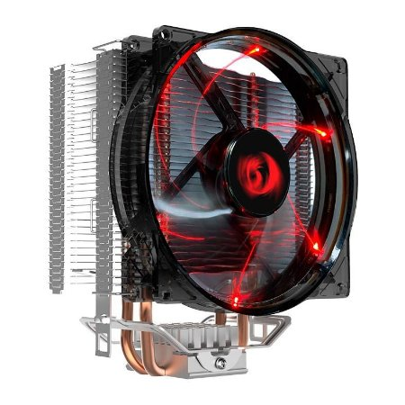 Cooler para Processador Redragon Reaver CC-1011 Led Vermelho