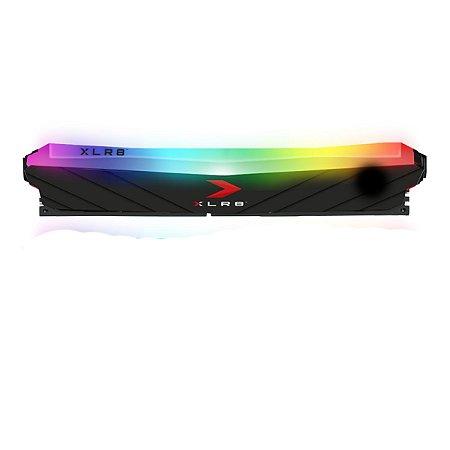 Memória PNY XLR8 8GB DDR4 3200Mhz MD8GD4320016XRGB - RGB