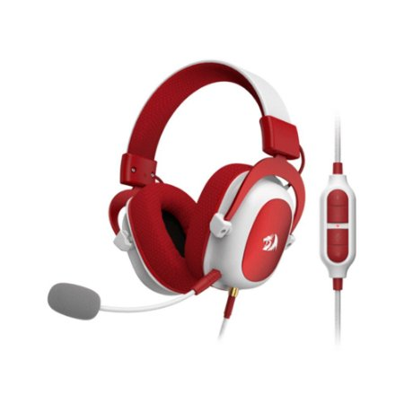 Headset Gamer Redragon Zeus 2 Christmas Edition H510-XMAS