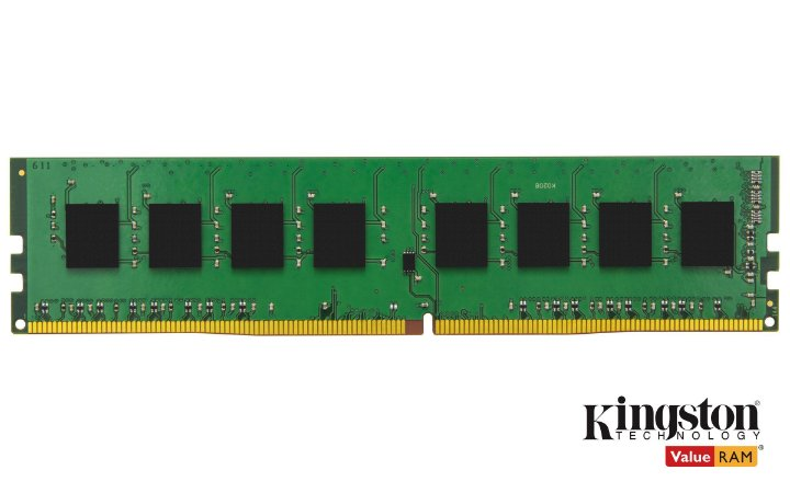 Memória para Desktop 8GB DDR4 3200MHZ Kingston KVR32N22S6/8
