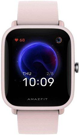 Smartwatch Xiaomi Amazfit Bip U A2017 Rosa Versão Global