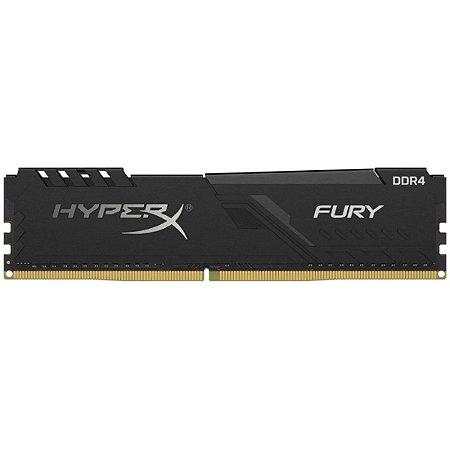 Memória Kingston HyperX 8GB DDR4 3466Mhz HX434C16FB3/8 Black