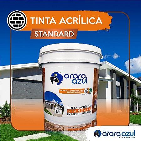 ACRÍLICO STANDARD FOSCO ARARA AZUL