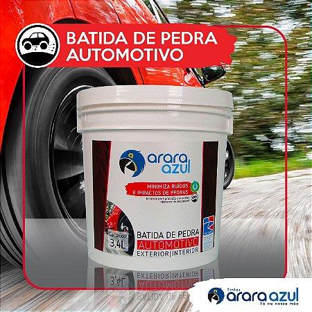 BATIDA DE PEDRA ARARA AZUL
