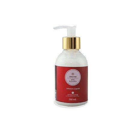 Sabonete Liquido - Citric Fruit - 200 ml