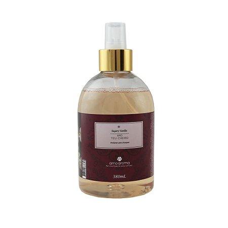 Perfume para Roupas - Sugary Vanilla - 380 ml