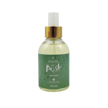 Home Spray - Amo Brisa - Green Sea - 200 ml