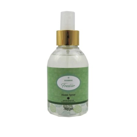 Home Spray - Amo Frescor - Bamboo - 200 ml
