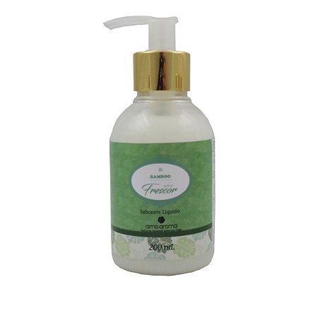 Sabonete Liquido - Bamboo - 200 ml