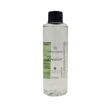 Refil Difusor de Fragrância - Amo Frescor - Lemon Grass - 100 ml