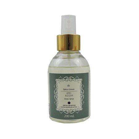 Home Spray - Spice Green - 200 ml