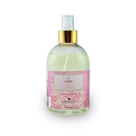 Perfume para Roupas - Flowers - 380ml