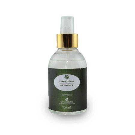 Home Spray -  Lemongrass - 200 ml