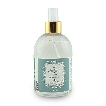 Perfume para Roupas - Spice Green - 380ml