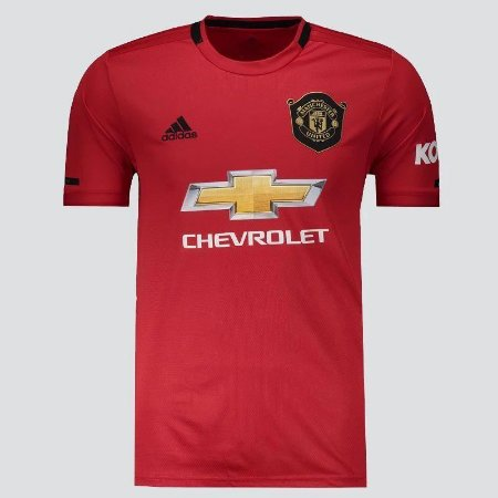 Camiseta Adidas Manchester United - 2020