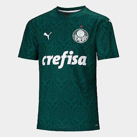 Camiseta Puma Palmeiras 2020/2021