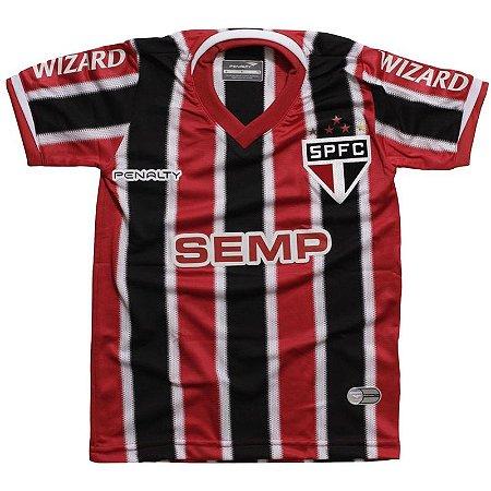 Camiseta Penalty São Paulo FC - VMPTBC