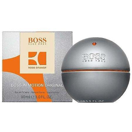 Boss In Motion De Hugo Boss Eau De Toilette Masculino