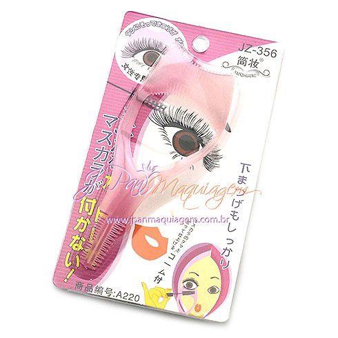 Aplicador de Máscara de Cílios - Hello Mini