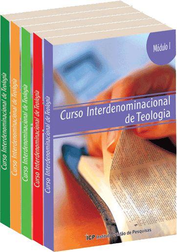 Curso Interdenominacional de Teologia a Distância (Básico - 5 Módulos)