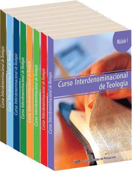 Curso Interdenominacional de Teologia a Distância (Médio - 8 Módulos)