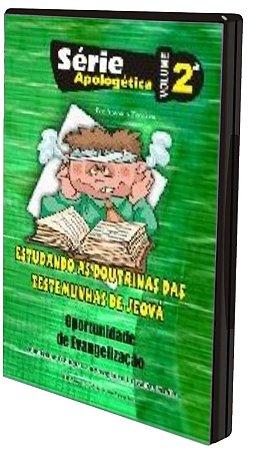 DVD Série Apologética Volume 2a