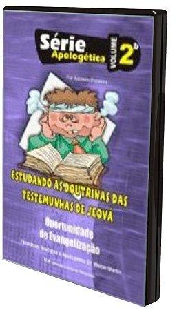 DVD Série Apologética Volume 2b