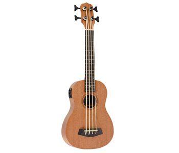 Ukulele Bass Eletroacústico Strinberg UK Bass MGS