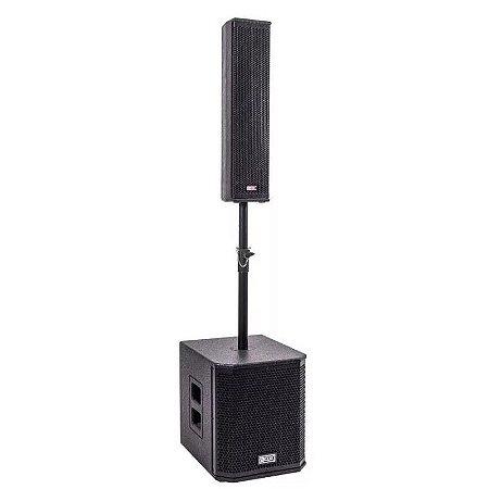 Caixa de Som Ativa Box Sistema Vertical - C002