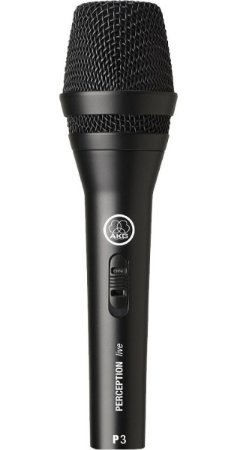Microfone Vocal Perception P-3S - AKG