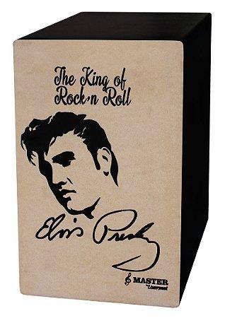 Cajon Acústico Master Liverpool - Elvis