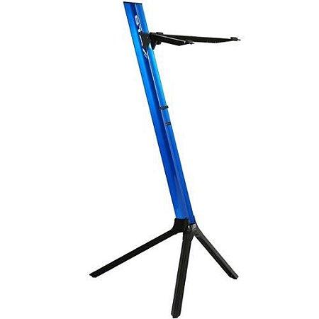 Estante para Teclado Stay Slim 1100/01 Azul