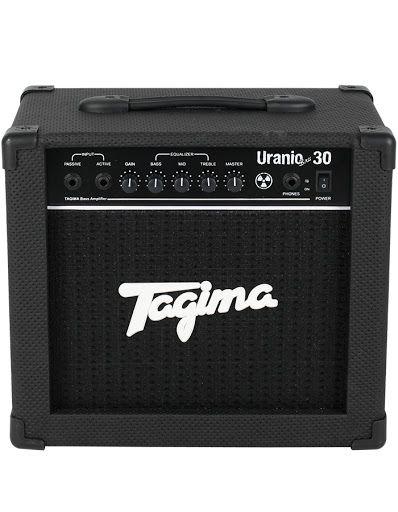 Cubo para Baixo Tagima - Uranio Bass 30