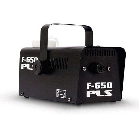 Máquina de fumaça PLS F-650 (110V)