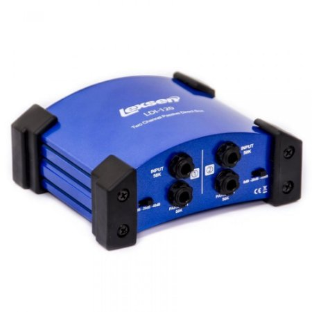 Direct Box Lexsen LDI120 - 2 Canais - Passivo