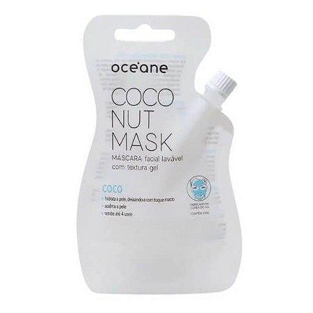 Máscara facial de Coco/Coconut - Oceane