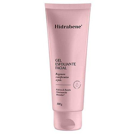 Gel esfoliante facial - Hidrabene