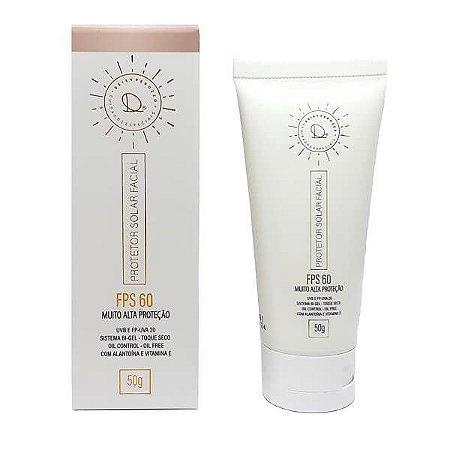 Protetor Solar Facial FPS60 - Deisy Perozzo
