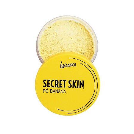 Pó solto banana Secret Skin - Luisance