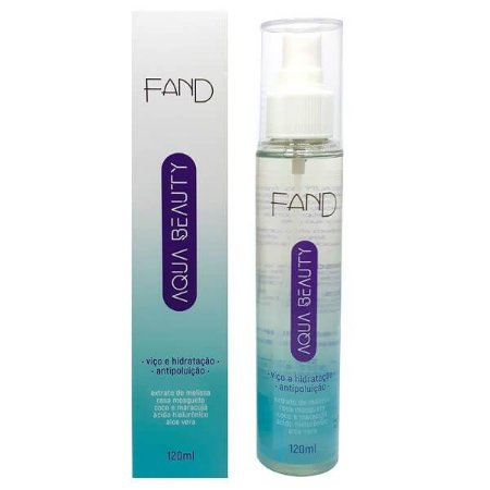 Bruma facial Aqua Beauty - Fand