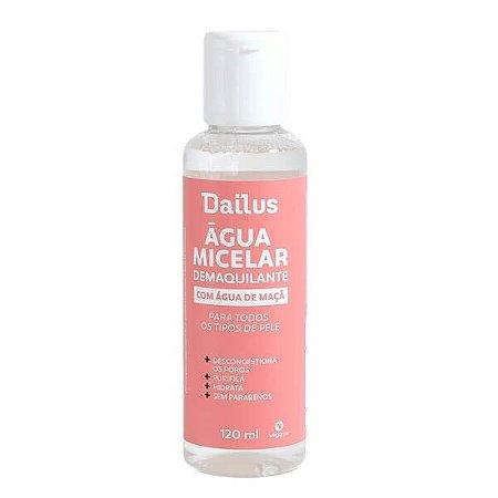 Água micelar demaquilante - Dailus
